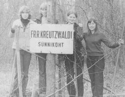 """Foto: raamatust """"Rakvere Gümnaasium 1912-1997"""""""