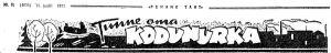 Punane Täht 13.07.1971