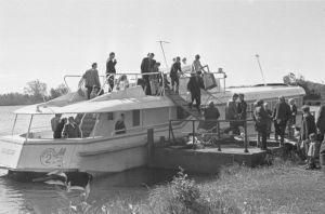 Piirissaar. Foto. Viktor Salmre, 1975,  ERM Fk 2644:10315, Eesti Rahva Muuseum, http://muis.ee/museaalview/1517227.
