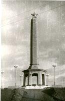 Monument Eesti Laskurkorpuse võitlejatele Velikije Lukis I., TaM F 1459, Tartumaa Muuseum, http://www.muis.ee/museaalview/1728534.