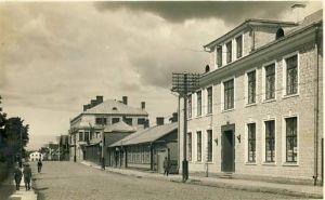 Rakvere, Lai 11, 1930.aastad. RM F 1335:9, SA Virumaa Muuseumid, http://www.muis.ee/museaalview/1424298.