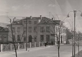 Maja Lai tänav 25 Rakveres, kus töötas EKP Rakvere komitee juulis-augustis 1940 a. Foto: Heiki Lahi. RM F 370:2, SA Virumaa Muuseumid, http://www.muis.ee/museaalview/1888910.
