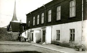 Rakvere Linna III algkooli hoone, 1930-ndad. RM F 1073:11, Virumaa Muuseumid SA, http://www.muis.ee/museaalview/1640212.