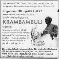 Virumaa Teataja, 27.04.2006