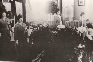 Jakob Liivi matused Rakvere Tuletõrje Seltsi majas. RM F 55:11, SA Virumaa Muuseumid, http://www.muis.ee/museaalview/2104553.