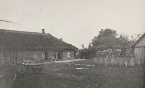 Viljandimaa, Holstre vald, Kovali talu, 1909, VM VMF 72 F 8007, Viljandi Muuseum, http://www.muis.ee/museaalview/2985466.
