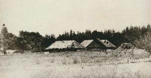 Viljandimaa, Holstre vald, Kovali talu, u 1950? J.Kunderi, H.Henno kodukoht, VM VMF 195:30 F, Viljandi Muuseum, http://www.muis.ee/museaalview/2986552.