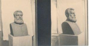Juhan Kunder, kips, 1937. Foto: Roman Haavamägi., HM F 817 Ff, Haapsalu ja Läänemaa Muuseumid SA, http://www.muis.ee/museaalview/1410292.