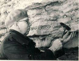 Karl Orviku välitöödel, 1970-ndad aastad. RM F 1349:16, SA Virumaa Muuseumid, http://www.muis.ee/museaalview/1389570.