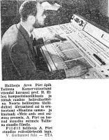 Punane Täht, 31.03.1963.