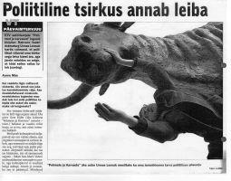 Virumaa Teataja, 31.03.2005.