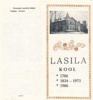 Reklaamvoldik, Lasila kool, RM _ 4921 Ar1 1783:26, Virumaa Muuseumid SA, http://www.muis.ee/museaalview/3073534.