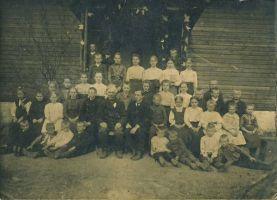 Kaarli-Raudlepa kooli õpilased, RM F 578:2, SA Virumaa Muuseumid, http://www.muis.ee/museaalview/1745813.