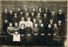 Raudlepa kooli õpilased, RM F 803:2, SA Virumaa Muuseumid, http://www.muis.ee/museaalview/1660826.