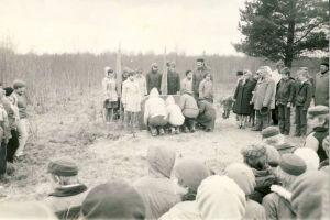 Mälestuskivi punakaartlastele Ubjas, RM F 1077:3, SA Virumaa Muuseumid, http://www.muis.ee/museaalview/1640321.