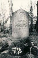 Tamsalu, mälestussammas nõukogude võimu eest langenutele, 1980. aastad. RM F 1329:15, SA Virumaa Muuseumid, http://www.muis.ee/museaalview/1421199.