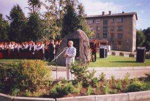 Foto: Ilme Allandi, 3.8.1996. Tapa muuseum.