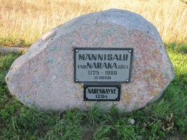 Männisalu küla. Foto: Heiki Koov, august 2010.