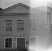 Kiltsi mõisa peahoone, eestvaade. Foto: Ene Altoa, 1980. EVM N 269:19, Eesti Vabaõhumuuseum SA, http://www.muis.ee/museaalview/2928246.