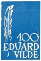 Kutse Ed. Vilde juubeliüritustele, TALK EVM 1361 EVAr 1157, Tallinna Kirjanduskeskus, http://www.muis.ee/museaalview/2000695.