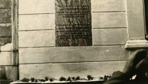 Friedrich Benjamin von Lütke mälestustahvel Avanduse mõisahoone seinal, MM F 682/4, Eesti Meremuuseum, http://www.muis.ee/museaalview/1536770.