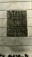 Friedrich Benjamin von Lütke mälestustahvel Avanduse mõisahoone seinal, MM F 682/5, Eesti Meremuuseum, http://www.muis.ee/museaalview/1536776.