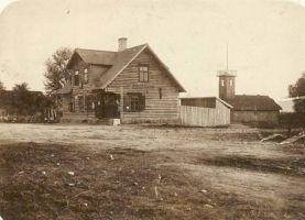 Kunagine Jakob Liivi maja Väike-Maarjas, RM F 337, SA Virumaa Muuseumid, http://www.muis.ee/museaalview/1873766.