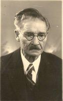 Jakob Liivi portree. Foto: K. Olvet, 20.09.1938 (?). RM F 53:5, SA Virumaa Muuseumid, http://www.muis.ee/museaalview/2135772.