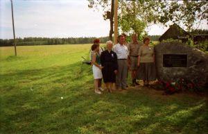 Foto: Virve Transtok. 11.06.2000.