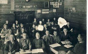 Tudu algkooli õpilased, 1932. RM F 391:1, SA Virumaa Muuseumid, http://www.muis.ee/museaalview/1867038.