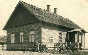 Mõdriku algkooli hoone, RM F 669:10, SA Virumaa Muuseumid, http://www.muis.ee/portaal/museaalview/1839274.
